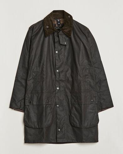 Barbour Lifestyle Classic Northumbria Jacket Olive men UK38 - EU48 Grøn
