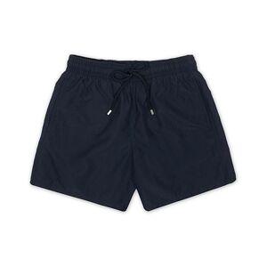 Vilebrequin Moorea Solid Swim Shorts Bleu Marine men L Blå