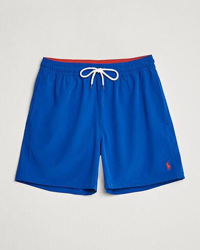 Polo Ralph Lauren Traveler Boxer Swimshorts Rugby Royal men XL Blå