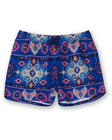 NIKBEN Namaste Printed Swim Shorts Lavendel men L Lilla