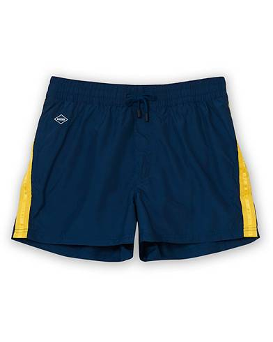 NIKBEN Studio Swim Shorts Navy men S Blå
