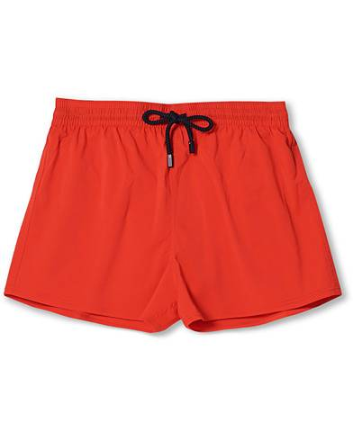 Vilebrequin Man Plain Swim Shorts Red men L Rød