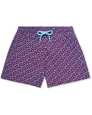 Vilebrequin Moorise Swim Shorts Purple men L Lilla