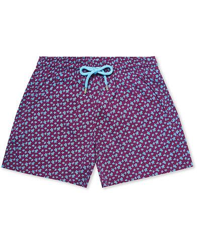 Vilebrequin Moorise Swim Shorts Purple men M Lilla