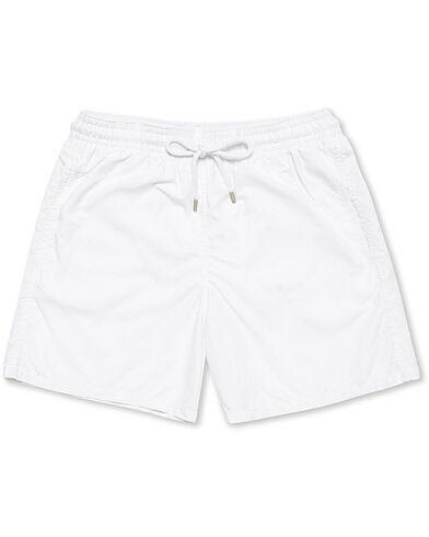 Vilebrequin Moorea Swim Shorts Blanc men L