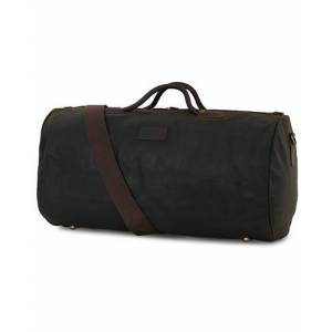 Barbour Lifestyle Wax Holdall Olive men One size Grøn