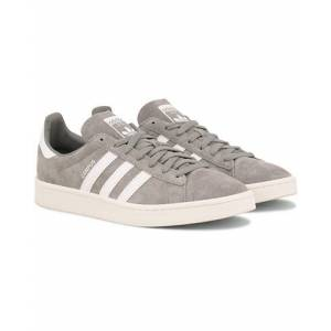 adidas Originals Campus Nubuck Sneaker Grey men EU42 2/3 Grå