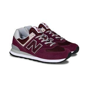 New Balance 574 Sneaker Burgundy men US10 - EU44 Rød