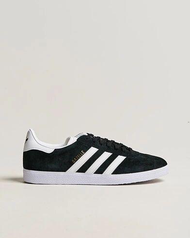 adidas Originals Campus Nubuck Sneaker Black men EU39 1/3 Sort