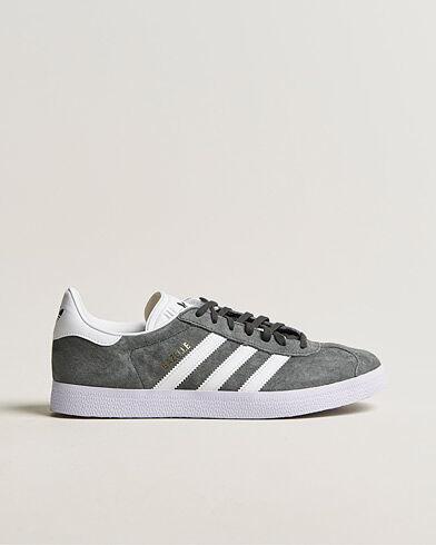 adidas Originals Gazelle Sneaker Green Nubuck men EU40 Grå