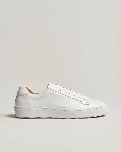 Tiger of Sweden Salas Leather Sneaker White men 40 Hvid