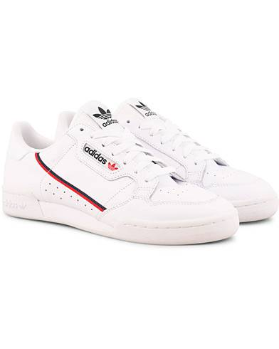 adidas Originals Continental 80 Sneaker White men UK7 - EU40 2/3 Hvid