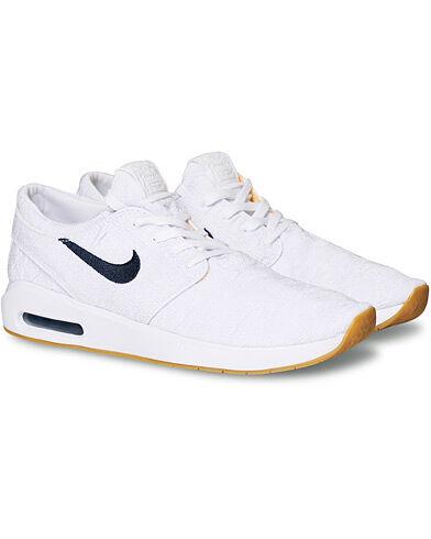 Nike SB Air Max Stefan Janoski 2 Sneaker White men US7 - EU40 Hvid