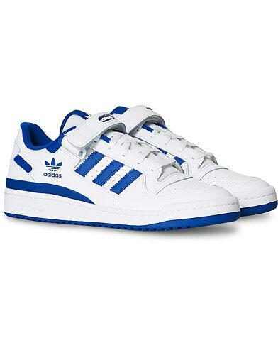 adidas Originals Forum Low Sneaker White/Blue men EU42