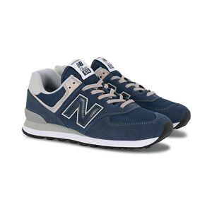 New Balance 574 Sneaker Black Iris men US7 - EU40 Blå