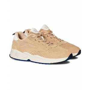 GANT Nicewill Perforated Sneaker Sand Suede men 42 Beige