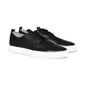 Grenson Sneaker 3 Black Calf men UK10 - EU44 Sort