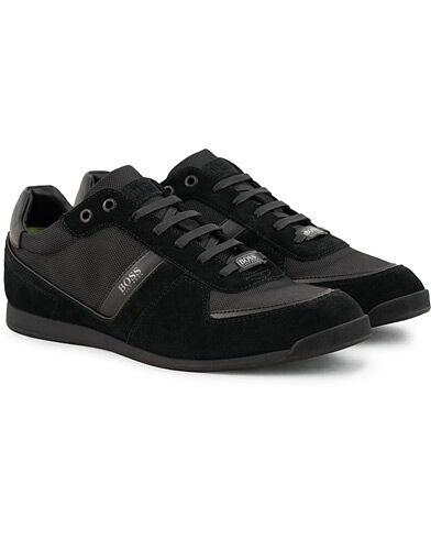 Boss Athleisure Low Sneaker Black men 43 Sort