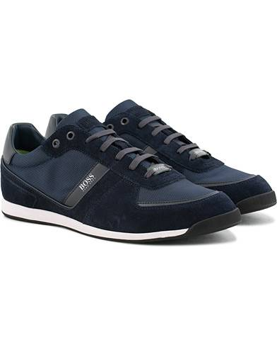 Boss Athleisure Low Sneaker Navy men 44 Blå
