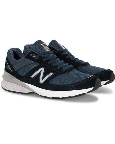 New Balance Made in USA 990 Sneaker Navy men US8,5 - EU42 Blå