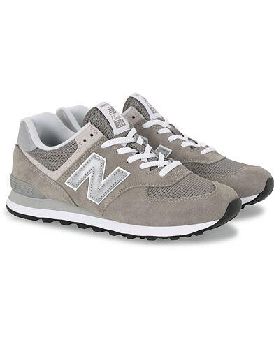 New Balance 574 Sneaker Grey men US8,5 - EU42 Grå