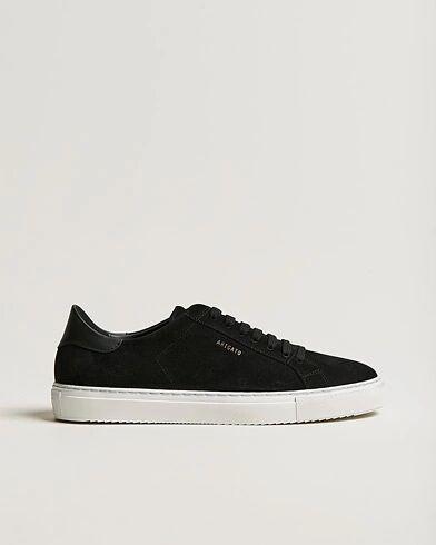 Axel Arigato Clean 90 Sneaker Black Suede men 41 Sort