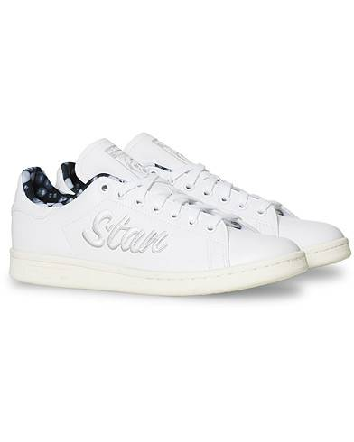 adidas Originals Stan Smith Sneaker White/Blue men EU41 1/3 Hvid