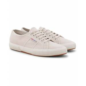 Superga Canvas Sneaker Grey Seashell men 42 Grå