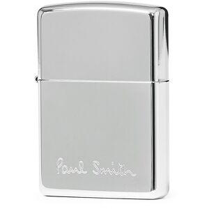Paul Smith Zippo Lighter Chrome men One size Sølv