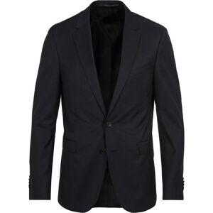 Boss Ryan Slim Fit Wool Blazer Black men 52 Sort
