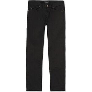J.Lindeberg Jay Satin Stretch Jeans Black men W34L34 Sort