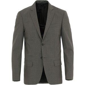 Filippa K Rick Cool Wool Blazer Grey Melange men 54 Grå