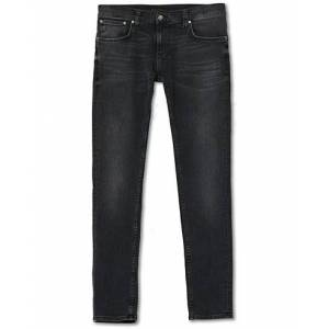 Nudie Jeans Tight Terry Fade To Grey men W33L32 Grå