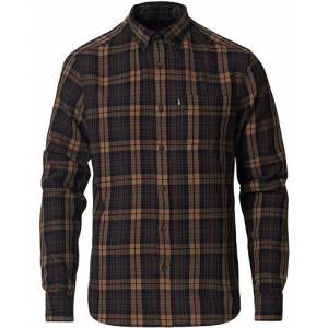 Lexington Clive Checked Shirt Brown men XL Brun