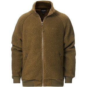 Filson Sherpa Fleece Jacket Marsh Olive men S Grøn