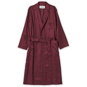CDLP Home Robe Burgundy men 46 Rød
