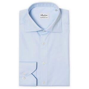Stenströms Superslim Plain Shirt  Blue men 38 - S Blå