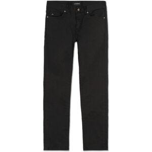J.Lindeberg Jay Satin Stretch Jeans Black men W31L32 Sort