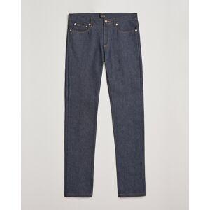 A.P.C. A.P.C Petit Standard Stretch Jeans Dark Indigo men W36 Blå