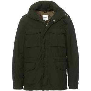 Aspesi M65 Garment Dyed Field Jacket Dark Green men XXL Grøn