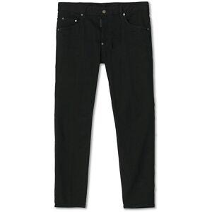 Dsquared2 Skater Jeans Black men 46 Sort
