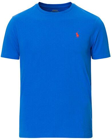 Polo Ralph Lauren Crew Neck Tee Colby Blue men XS Blå