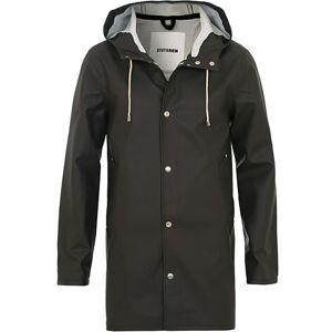 Stutterheim Stockholm Raincoat Black men M Sort