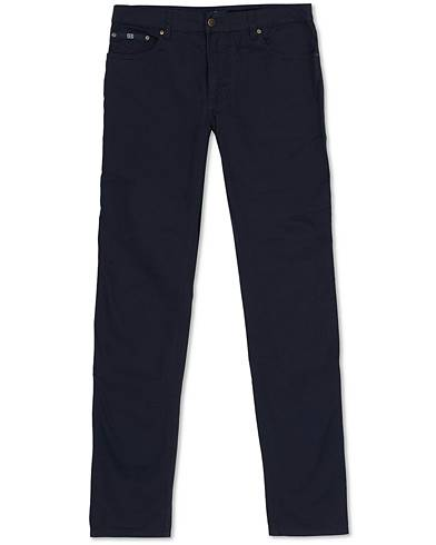 Hackett Trinity 5-Pocket Trousers Navy men W36L34 Blå