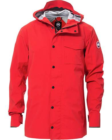 Canada Goose Nanaimo Jacket Red men M Rød