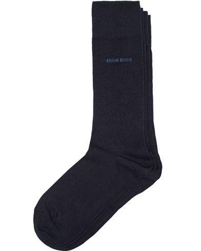 Boss 2-Pack RS Uni Socks Dark Blue men 47-50 Blå