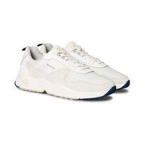 GANT Nicewill Sneaker Off White men 44 Hvid