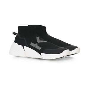 Kenzo K-Sock Slip On Sneaker Black men 45 Sort