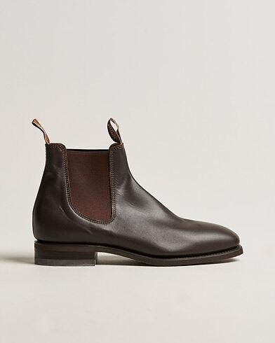 R.M.Williams Blaxland G Boot Yearling Chestnut men UK7 - EU41 Brun