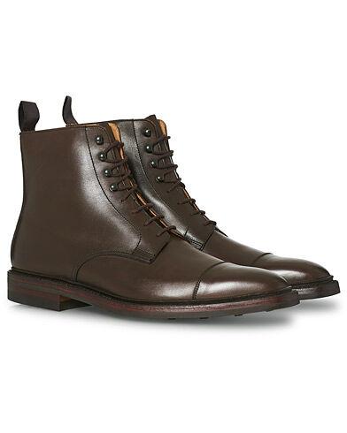 Crockett & Jones Northcote Boot Dark Brown Calf men UK7,5 - EU41,5 Brun